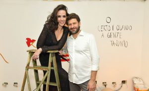 Todos os highlights do jantar de fim de ano de Ana Isabel Carvalho Pinto e Eduardo Kyrillos