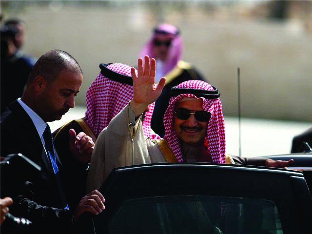 Alwaleed bin Talal al Saud