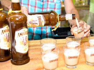 Xô, calor! Drink Amarula On The Rocks refrescou a Casa Glamurama Trancoso