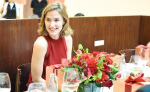 Almoço de inauguração da pop up Alexandre Birman no JK Iguatemi