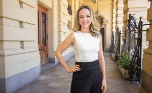 Bárbara Jalles inova com almoço e visita guiada pelo Theatro Municipal pelo fim do ano