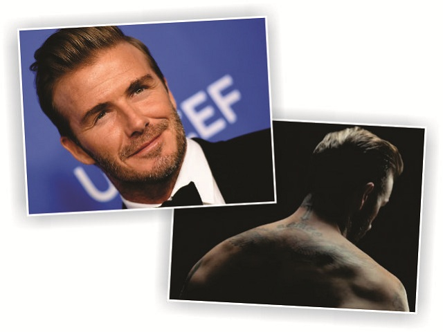 David Beckham || Créditos: Getty Images/UNICEF-UK