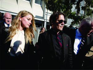 Amber Heard acusa Johnny Depp de não honrar acordo de divórcio
