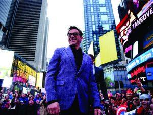 Downey Jr. recebe oferta de US$ 100 mi para reviver Homem de Ferro