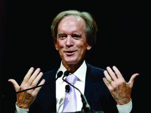 Mulher de Bill Gross – o bilionário fundador da Pimco – pede divórcio