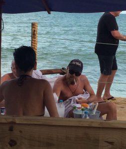 Leonardo DiCaprio desembarca em Trancoso para o Réveillon