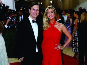 Novos ares: Ivanka Trump e Jared Kushner buscam imóvel em Washington