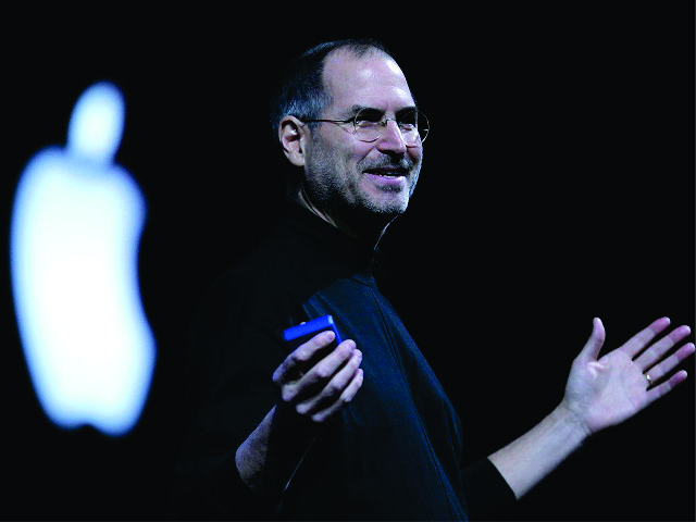 Steve Jobs || Créditos: Getty Images
