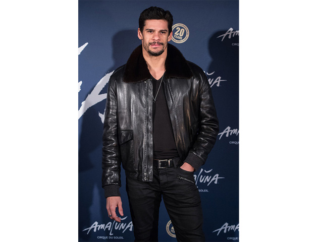 Thiago Soares during red carpet arrivals for Cirque Du Soleil Amaluna at Royal Albert Hall on January 19, 2016 in London, England. (Photo by Brian Rasic/WireImage)