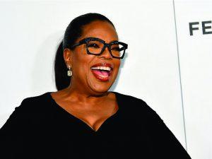Oprah surge em comerciais do Vigilantes do Peso e ação da empresa dispara