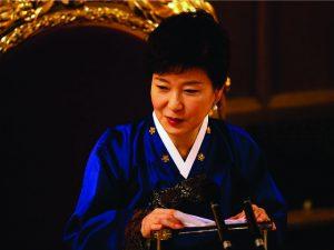 Bronca envolvendo cachorro causou impeachment de Park Geun-hye