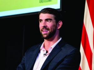 Aposentado das piscinas, Michael Phelps pensa em se tornar investidor