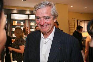 Reinold Geiger armou festa em Veneza para turma animada