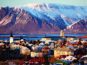 Reykjavík, capital da Islândia, é o destino de fim de ano mais procurado de 2016