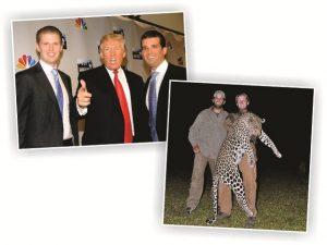 Pacote de caçada com filhos de Trump custa entre US$ 25 mil e US$ 1 mi