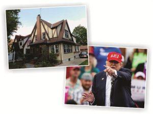 Casa onde Trump passou a infância, em NY, é vendida por US$ 1,25 mi