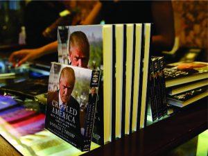 Livros de Donald Trump deverão ser lançados no Brasil no próximo ano