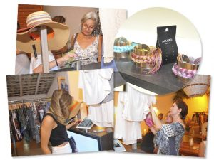 Loja da Amaro é sucesso na Casa Glamurama Trancoso