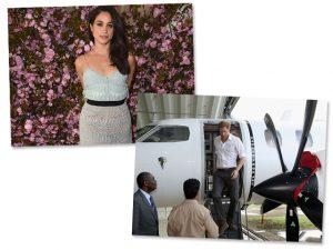 Príncipe Harry é alvo de críticas por parada para visitar namorada em viagem oficial