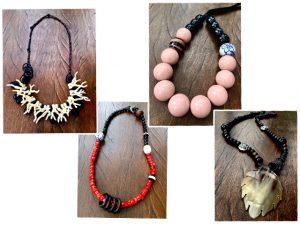 Melanie Bittencourt lança esta semana sua primeira coleção de colares. Vem…