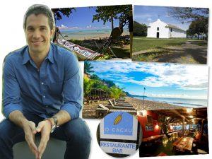 J.P News: do surf ao visual da corridinha diária, a Trancoso de Flavio Sarahyba