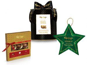 Kopenhagen lança novos sabores de panetones e chocolates para o Natal