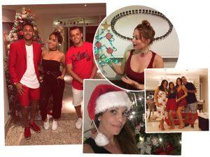 Como foi a noite de Natal de Bruna Marquezine, Neymar, Ivete Sangalo e mais? Vem!