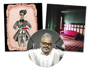 Ronaldo Fraga abre hotel em BH que hospeda coisas, pessoas e pensares