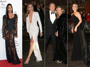 Deluxe total! Os melhores looks e momentos do Fashion Awards 2016