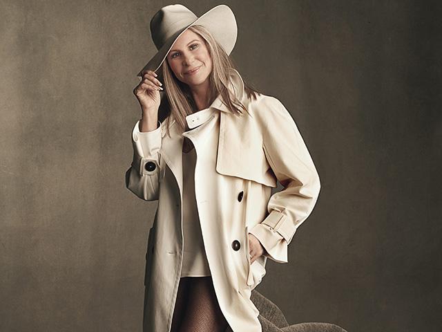 Barbra Streisand por Steven Meisel para a W Magazine de dezembro