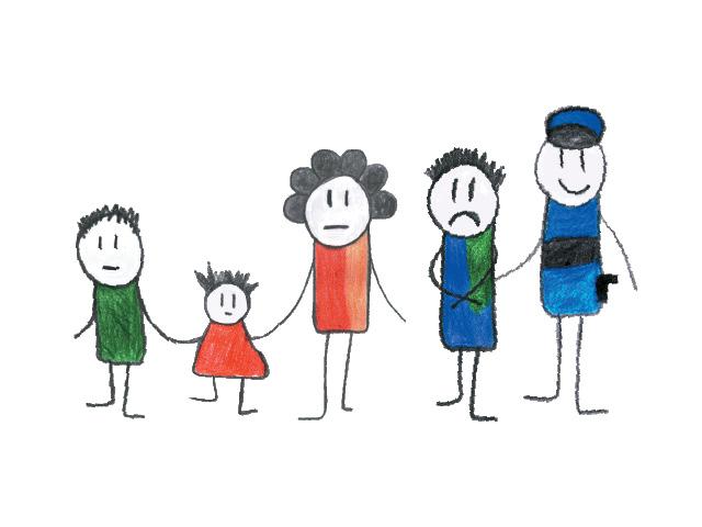 534fc7c9b Psiquiatra ensina como lidar com as crianças que têm os pais presos ...