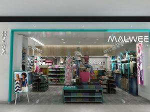 Malwee inaugura novo conceito de arquitetura de lojas em Campinas