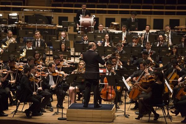 Orquestra Jovem do Estado, Coral Jovem do Estado e Coral Juvenil do Guri • ©2016 Heloisa Bortz