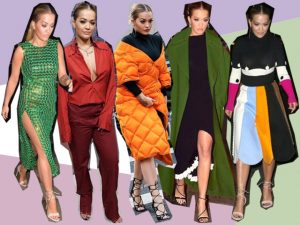 "Para promover ""America's Next Top Model"", Rita Ora veste 5 looks em 24 horas"