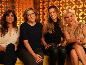 """Maria Ribeiro e Barbara Gancia deixam elenco do programa """"Saia Justa"""""""