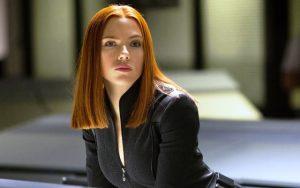 Scarlett Johansson é recordista de bilheterias de 2016