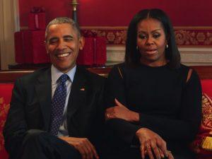 O que Michelle Obama fez quando Trump ganhou as eleições?
