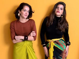 Vanda Jacintho e Alix Duvernoy lançam coleção a quatro mãos