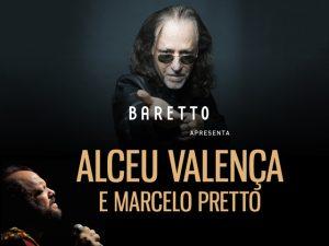 Alceu Valença e Marcelo Pretto se apresentam no Baretto com clássicos da cultura popular