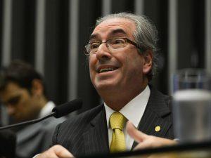Sabe de quem Eduardo Cunha vem falando em Curitiba?