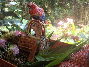 Desejo do Dia: a bolsa de bambu by Vanda Jacintho e Alix Duvernoy para a Waiwai
