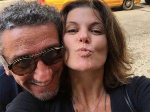 Daniela Cutait e Emmanuel Bassoleil armam festa de Réveillon em SP