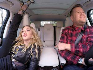 """No carro com Madonna – """"sou muito quadrada"""" – e o homem ideal da material girl"""