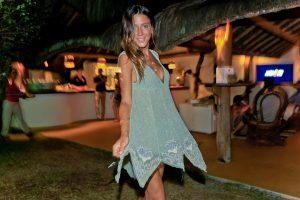 Lenny Niemeyer comemora aniversário da filha com festa em Trancoso