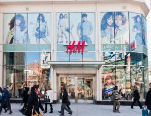 H&M anuncia abertura de 430 lojas no mundo e Brasil está fora