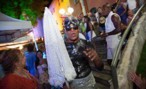 Glamurama está em Salvador e mostra detalhes do ensaio do Cortejo Afro