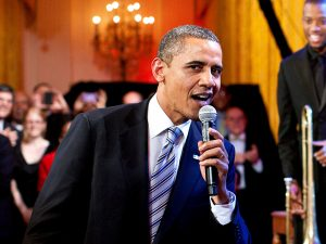 Prestes a deixar a Casa Branca, Obama recebe oferta de emprego do Spotify