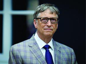 Bill Gates poderá se tornar o primeiro trilionário da história em 2042