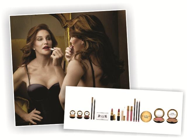 Caitlyn Jenner para a M.A.C.: mais produtos à vista || Créditos: Divulgação/M.A.C. Cosmetics