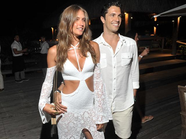 Fernanda Liz e Flavio Sarahyba: noivos!
